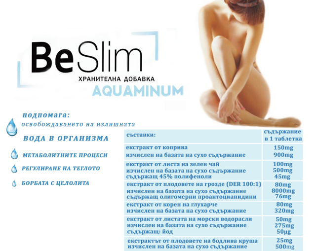 aquaminum инфо